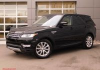 2017 Range Rover Sport Awesome Certified Pre Owned 2017 Land Rover Range Rover Sport V6 Supercharged Hse with Navigation & 4wd