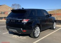 2017 Range Rover Sport Best Of Pre Owned 2017 Land Rover Range Rover Sport Hse