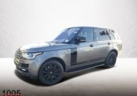 2017 Range Rover Sport Lovely Pre Owned 2017 Land Rover Range Rover Superchrgd