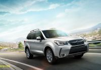 2017 Subaru forester Lovely 2017 Subaru forester Changes Auto Car Collection