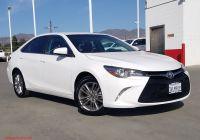 2017 toyota Camry Se Beautiful Certified Pre Owned 2017 toyota Camry Se Fwd 4dr Car