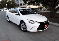 2017 toyota Camry Se Beautiful Pre Owned 2017 toyota Camry Se Fwd 4dr Car