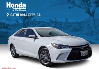 2017 toyota Camry Se Inspirational Pre Owned 2017 toyota Camry Se Fwd 4dr Car