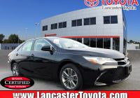 2017 toyota Camry Se Lovely Certified Pre Owned 2017 toyota Camry Se Fwd 4dr Car