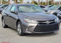 2017 toyota Camry Se Luxury Certified Pre Owned 2017 toyota Camry Se Fwd 4dr Car