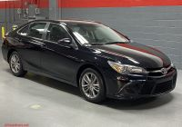 2017 toyota Camry Se Luxury Certified Pre Owned 2017 toyota Camry Se Fwd Sedan