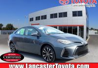 2017 toyota Corolla Se Beautiful Certified Pre Owned 2017 toyota Corolla Se Fwd 4dr Car