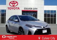2017 toyota Corolla Se Luxury Certified Pre Owned 2017 toyota Corolla Se Fwd 4dr Car