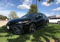 2018 Camry Se Beautiful 2018 toyota Camry In Black at anderson toyota In Rockford