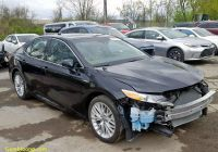 2018 Camry Se Fresh 2018 toyota Camry Hybrid Salvage Car Auctions