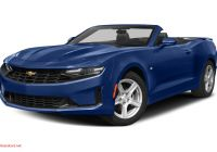 2018 Chevrolet Camaro 2ss Awesome 2020 Chevrolet Camaro 2ss 2dr Convertible Pricing and Options