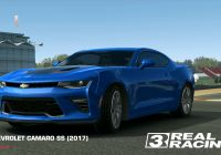 2018 Chevrolet Camaro 2ss Awesome Chevrolet Camaro Ss 2017 Real Racing 3 Wiki
