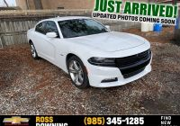2018 Dodge Charger Rt Awesome Pre Owned 2018 Dodge Charger R T