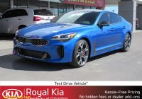 2018 Kia Stinger Gt2 Elegant New 2019 Kia Stinger Gt2 with Navigation