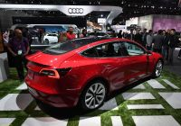 2018 Tesla Model 3 Awesome Tesla Starts Fulfilling Model 3 Pre orders From New