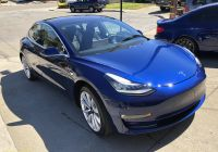 2018 Tesla Model 3 Beautiful 2018 Tesla Model 3 Blue — Detailership™