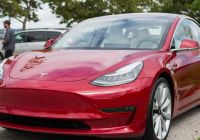 2018 Tesla Model 3 Beautiful 2018 Tesla Model 3 Performance Here S What We thought