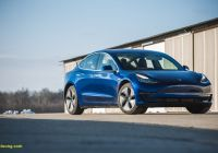 2018 Tesla Model 3 Beautiful Tesla –