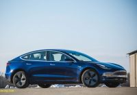 2018 Tesla Model 3 Best Of Tesla Model 3 Review & Ratings Design Features