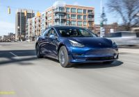 2018 Tesla Model 3 Elegant 2018 Tesla Model 3 Long Range Instrumented Test