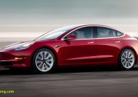 2018 Tesla Model 3 Elegant Tesla Model 3 Sales Shatter All Records In December 2018