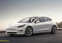 2018 Tesla Model 3 Elegant the Tesla Model 3 is the 8 Bestselling Car In Canada In