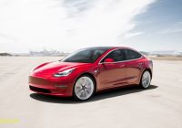 2018 Tesla Model 3 Fresh 2018 Tesla Model 3 Test Drive and Review Specifications
