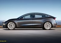 2018 Tesla Model 3 Lovely 2018 Tesla Model 3 Everything We Know Feature