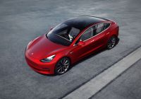 2018 Tesla Model 3 Lovely Model 3