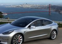 2018 Tesla Model 3 Luxury Tesla Announces New Model 3 Production Plans Guidance Of