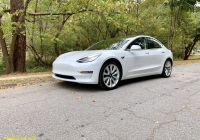 2018 Tesla Model 3 Luxury Tesla Ekes 4 More Miles Out Of Model 3 Mid Range