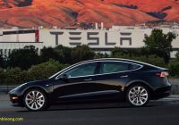 2018 Tesla Model 3 Luxury Tesla Model 3 Numbers Disappoint Again but Tesla Says It S