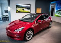 2018 Tesla Model 3 New Tesla S Model 3 Was 2018 S Best Selling Luxury Car In Us