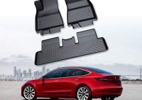 2018 Tesla Model 3 Unique Amazon 2017 2018 2019 Tesla Model 3 Front & Rear 2 Row