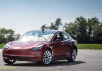 2018 Tesla Model 3 Unique the Week In Tesla News Model 3 Price Up Green Light In