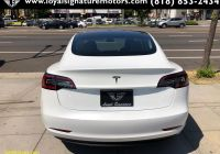 2018 Tesla Model 3 Unique Used 2018 Tesla Model 3 Long Range for Sale $43 995