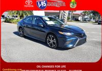 2018 toyota Camry Se Inspirational Pre Owned 2018 toyota Camry Se Fwd 4dr Car
