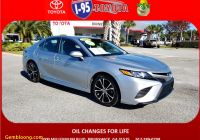 2018 toyota Camry Se Lovely Pre Owned 2018 toyota Camry Se Fwd 4dr Car