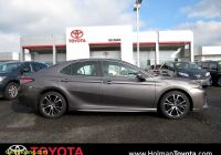 2018 toyota Camry Se New 2018 Certified Pre Owned toyota Camry Se Fwd 4dr Car