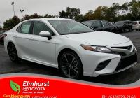 2018 toyota Camry Se New New 2019 toyota Camry Xse Front Wheel Drive 4dr Car