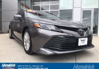 2018 toyota Camry Xle Awesome Pre Owned 2018 toyota Camry Le Fwd Sedan