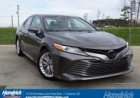 2018 toyota Camry Xle Awesome Pre Owned 2018 toyota Camry Xle V6 with Navigation