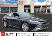 2018 toyota Camry Xle Luxury New 2019 toyota Camry Xle V6 Fwd 4dr Car