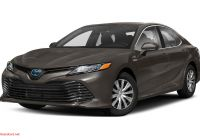 2018 toyota Camry Xle New 2018 toyota Camry Hybrid Specs and Prices