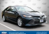 2018 toyota Camry Xle New Pre Owned 2018 toyota Camry Le Fwd Sedan