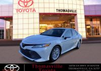2018 toyota Camry Xle New Pre Owned 2018 toyota Camry Xle Fwd 4dr Car