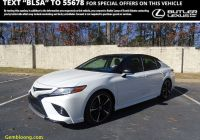 2018 toyota Camry Xse Awesome Pre Owned 2018 toyota Camry Xse V6 4dr Car In Beaufort