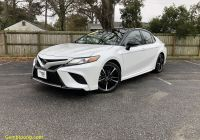 2018 toyota Camry Xse Best Of Pre Owned 2018 toyota Camry Xse V6