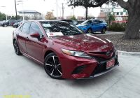 2018 toyota Camry Xse Elegant Certified Pre Owned 2018 toyota Camry Xse 4dr Car In San