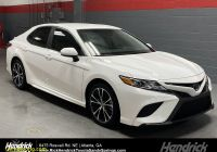 2018 toyota Camry Xse Luxury Certified Pre Owned 2018 toyota Camry Xse V6 Sedan In